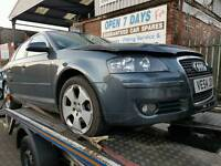 Audi A3 A4 S line breaking all parts available 2.0 TD good engine 2005 - 2008