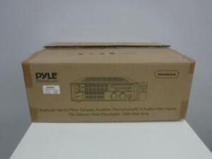 Pyle Karaoke Amplifier W/ Bluetooth PMXAKB1000. We Buy and Sell Used Pro Audio Equipment. 110787