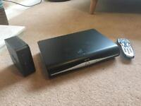 Sky + hd box and router for sale.