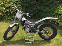 Scorpa SY250 Trials Bike