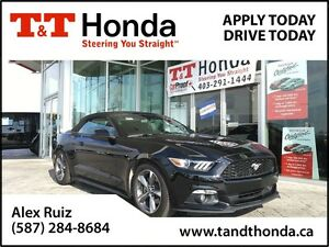 2015 Ford Mustang V6 *C/S* *Local Car, No Accidents, Bluetooth*