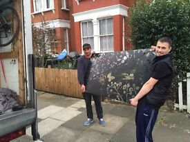 Man and Van services, Removals, House Rubbish Clearance & any Move in North London ASAP ,24/7