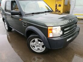 Lhd Land Rover discovery