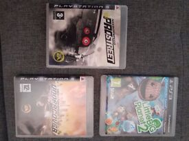 PS3 Games. Various prices, starting from £3