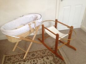 Moses Basket for baby