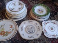 Plate sale Sun 11th Dec 10-4