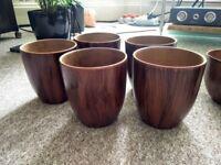 Flower/plant pots