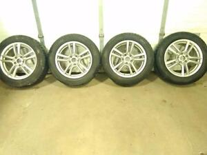"18"" WINTER PACKAGE 5x120 RIMS 235/60R18 NOKIAN WRG2 USED(BMW X5,HONDA ODYSSEY, CAMARO)"