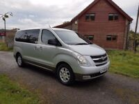 58-REG HYUNDAI I800STYLE 2.5CRDI,2 FORMER KEEPERS,12 MONTHS MOT,69K MILES ONLY,07591832532