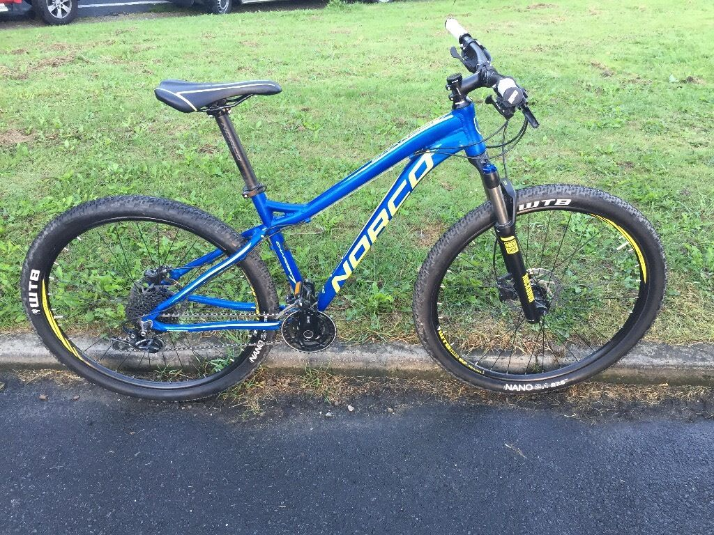 Norco Charger 7 2 2015 Mountain Bike Medium Frame In