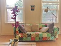 EXCELLENT LOCATION LARGE TWO BEDROOM FLAT IN FALCON RD INC COUNCIL TAX