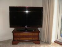 TV STAND Mahogany Effect