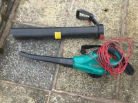 Garden Blower and Hoover Like New