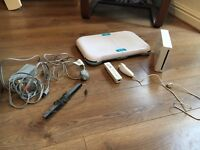 Nintendo Wii Console & Fit Board, great condition
