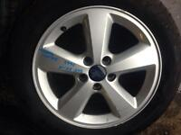 FORD FOCUS ALLOYS REDUCED !!!!!!!!!!!