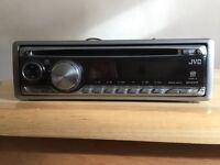 JVC KD-G421 CD MP3 WMA Radio Stereo Player 4 X 50
