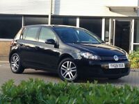 BARGAIN ON 2009 VW GOLF TDI//ONE OWNER CAR FULL SERVICE WITH CAMBELT REPLACE