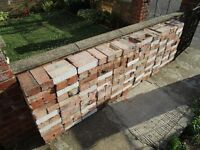 Reclaimed LBC pre war bricks