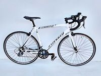 Specialized Allez racing bicycle with claris groupset