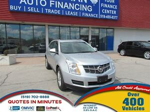 2012 Cadillac SRX LUXURY PACKAGE | AWD | LEATHER | SUNROOF