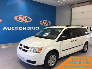 2010 Dodge Grand Caravan SE, V6, FINANCE NOW!!