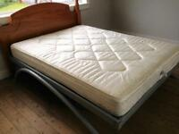 King size Double bed for sale Excellent condition