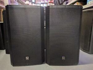 ELECTRO-VOICE ZLX-15P 1000W 15IN POWERED SPEAKER *USED - GOOD CONDITION - SPECIAL PRICE*