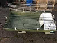 Ferplast indoor rabbit cage