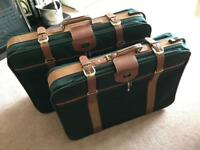 2 x Antler suitcases