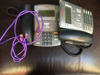 Avaya Nortel 1120e IP NTYS03 2x landline Phone Telephone
