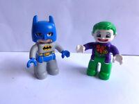 Lego Duplo - Batman and Joker Figures - Perfect Stocking Fillers
