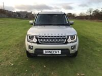 Land Rover Discovery SDV6 HSE (gold) 2014-03-31