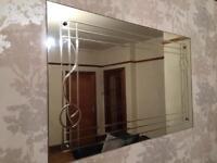 Rennie Mackintosh Mirror