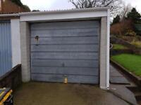 Free scrap - Garage door