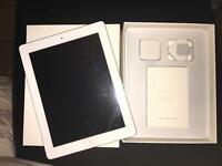 Brand new boxed apple iPad 4 gen wifi cellular