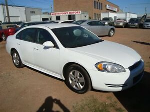 2011 Chevrolet Impala LS/ LOW KMS/ REMOTE START