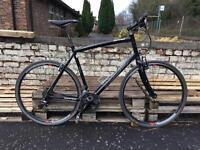 Specialized Sirrus hybrid/flat bar road bike L/XL