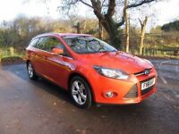 Ford Focus Estate 1.6Ti-VCT Zetec *Zero deposit finance specialists*