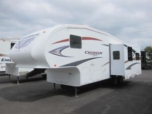 2011 CRUISER CTX BY CROSSROADS RV 27RLX