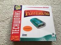 Power USB 1 Upstream,4 downstream