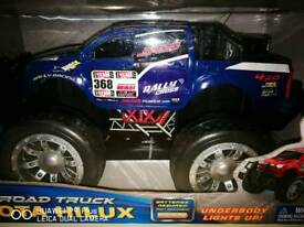 Remote Control Large Toyota Hilux Off Road