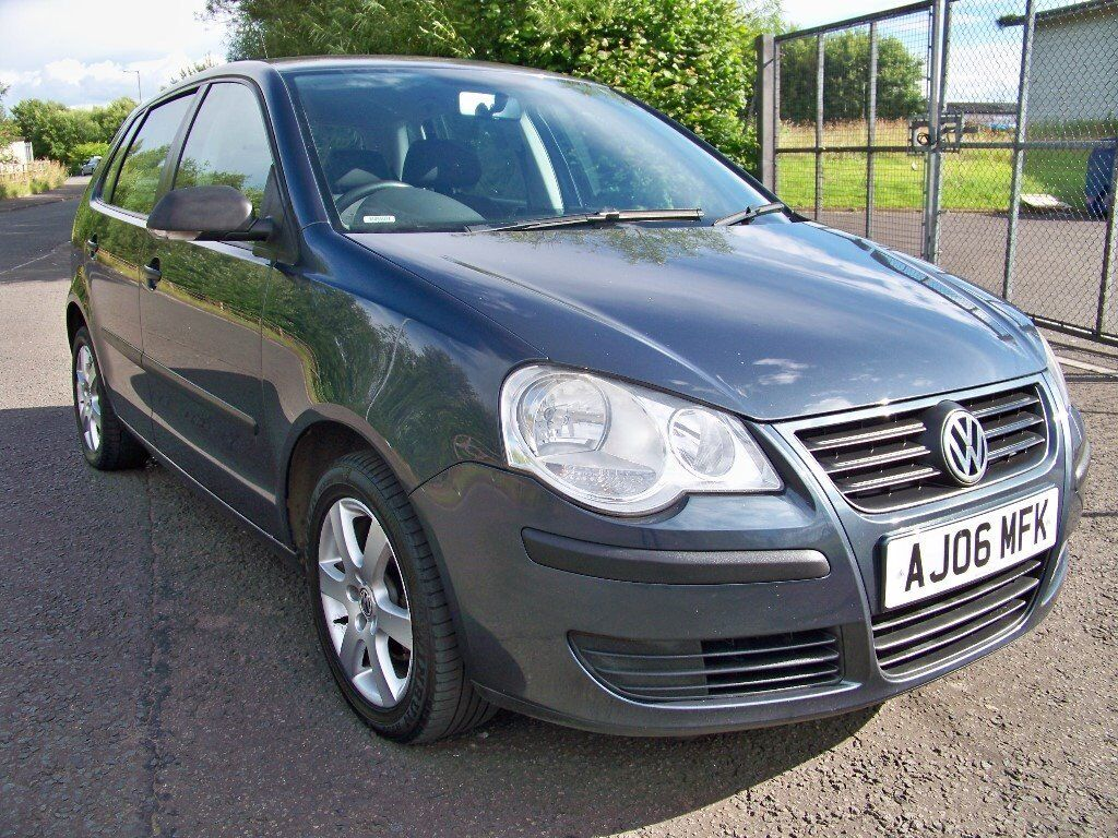 vw polo 1 2 e55 2006 06 volkswagen polo 9n3 in drumchapel glasgow gumtree. Black Bedroom Furniture Sets. Home Design Ideas