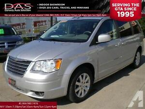 2009 Chrysler Town & Country TOURING LEATHER/TV-DVD/REAR VIEW CA