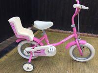 Gorgeous Girls Raleigh Poppet bike