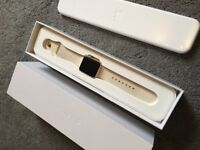 Apple Iwatch series 1 38mm rose gold £150