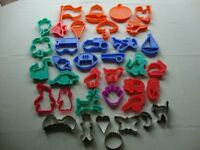 Cookie / Biscuit cutter collection
