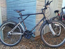 Raleigh Activator Road Bike Bicycle with 26 inch wheels 18 gears