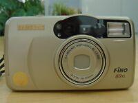 Samsung Maxima Zoom 38- 80mm - 35mm compact camera