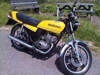 SUZUKI GT200 X5
