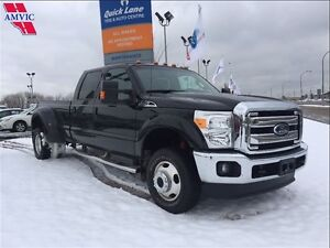 2015 Ford F-350 CREW CAB 4X4 LARIAT DUALLY ULTIMATE 4X4 11, 950k